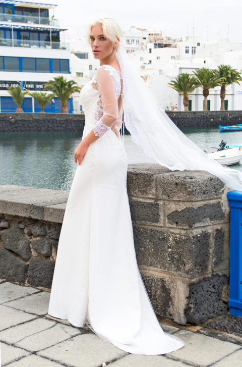 Свадебное платье Чара, Коллекция Boho, Anne-Mariée