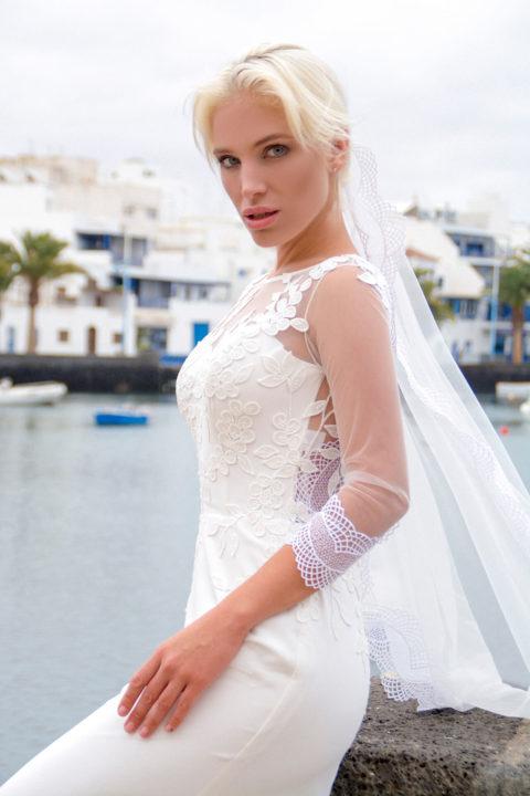 Свадебное платье Chara, Коллекция Boho, Anne-Mariée