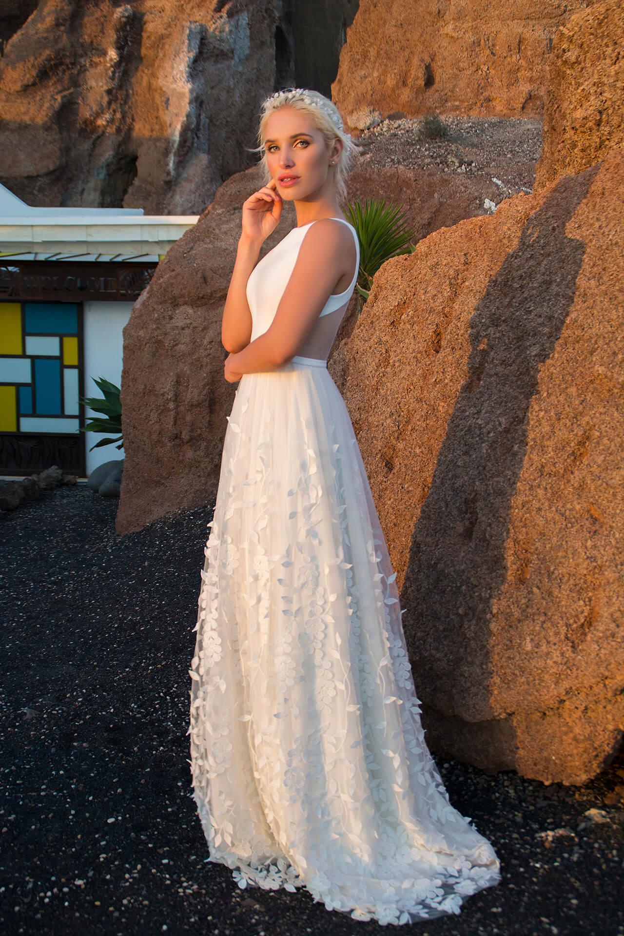 Свадебное платье Kosma, Коллекция Boho, Anne-Mariée