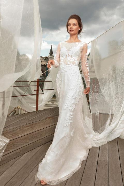 Свадебное платье Dakota, Коллекция Cloudy dreams, Anne-Mariée