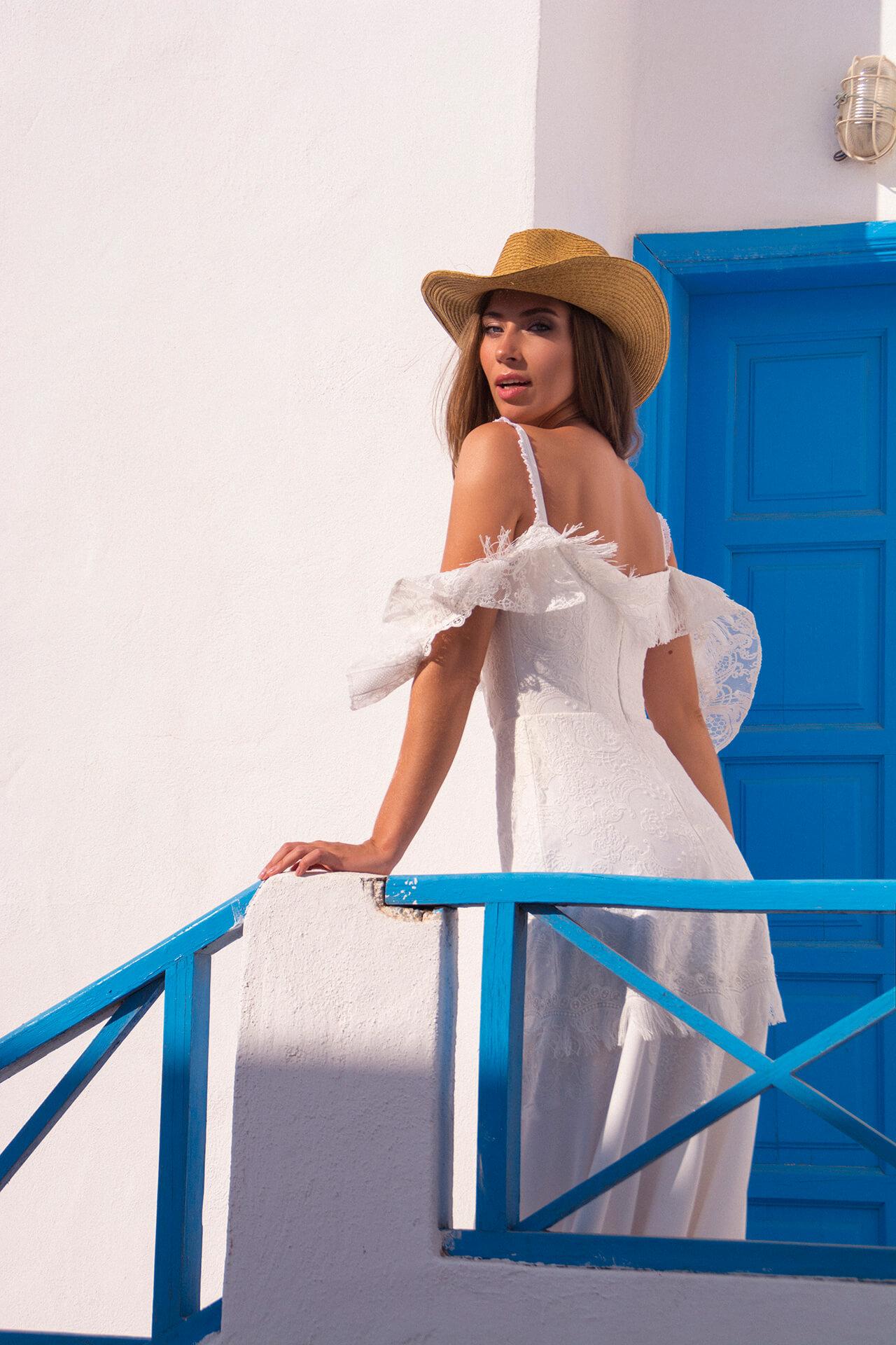 Свадебное платье Дамали, Коллекция Boho, Anne-Mariée