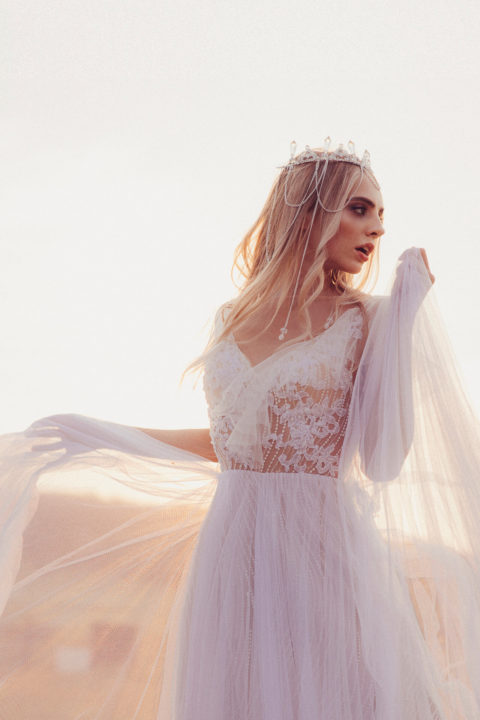 Свадебное платье Dara, Коллекция Zhiva, Anne-Mariée