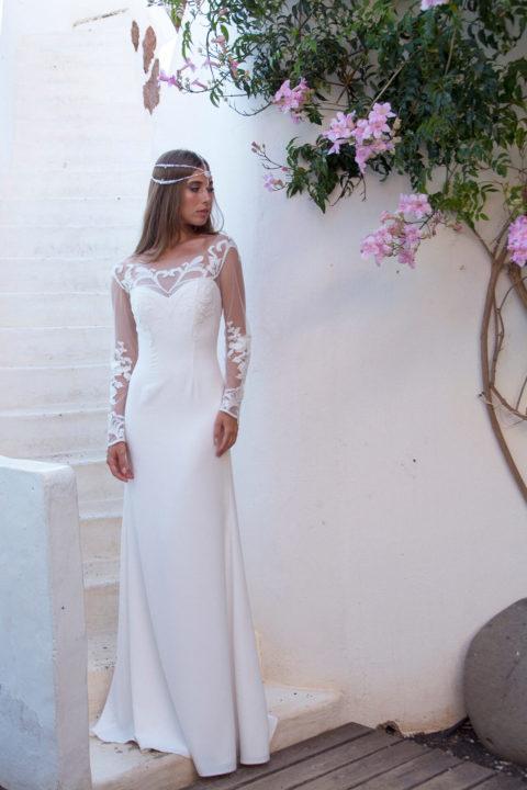 Свадебное платье Dejfen, Коллекция Boho, Anne-Mariée