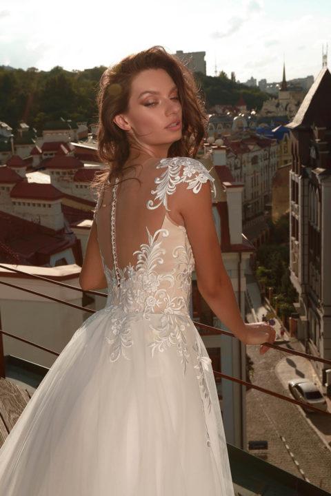 Свадебное платье Dora, Коллекция Cloudy dreams, Anne-Mariée
