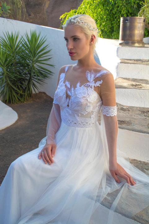 Свадебное платье Doris, Коллекция Boho, Anne-Mariée