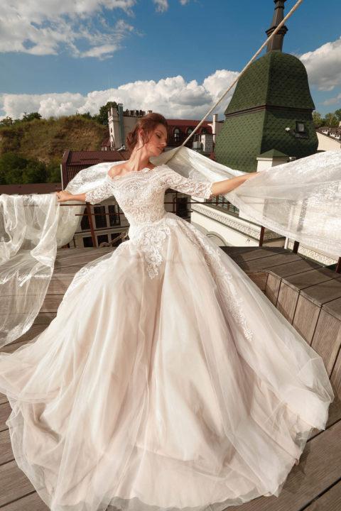 Свадебное платье Federica, Коллекция Cloudy dreams, Anne-Mariée