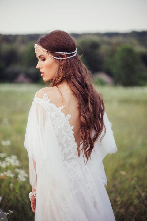 Свадебное платье Haida, Коллекция Zhiva, Anne-Mariée