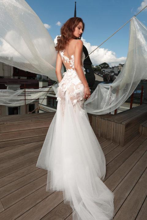 Свадебное платье Iria, Коллекция Cloudy dreams, Anne-Mariée