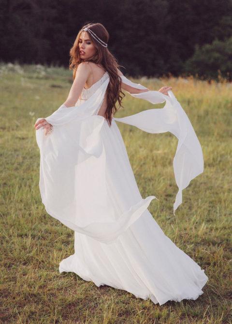 Свадебное платье Ista, Коллекция Zhiva, Anne-Mariée