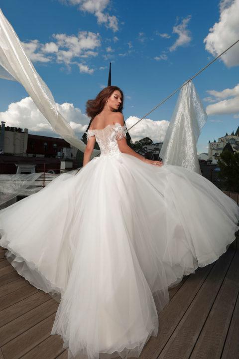 Свадебное платье Jovanna, Коллекция Cloudy dreams, Anne-Mariée