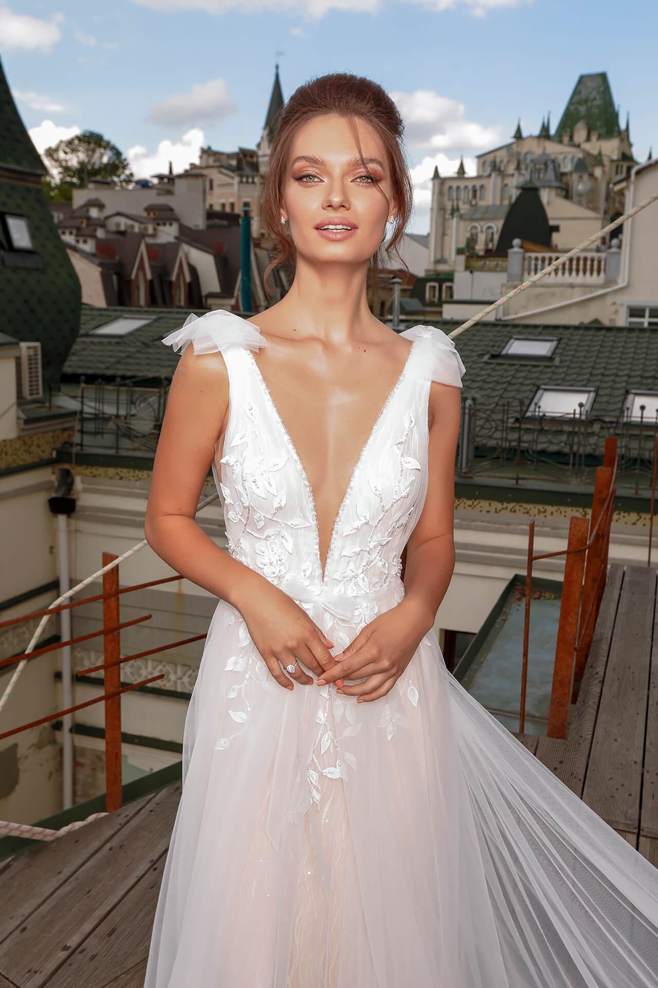 Свадебное платье Karly, Коллекция Cloudy dreams, Anne-Mariée
