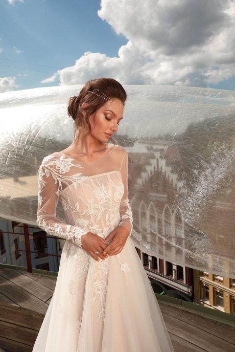 Свадебное платье Kelendra, Коллекция Cloudy dreams, Anne-Mariée
