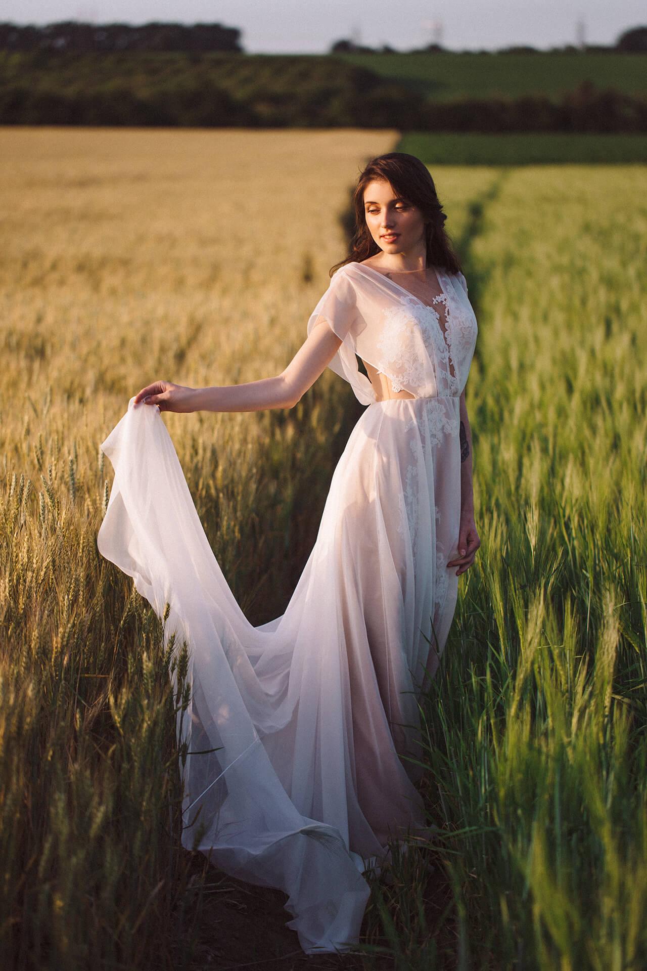 Свадебное платье Liana, Коллекция Zhiva, Anne-Mariée