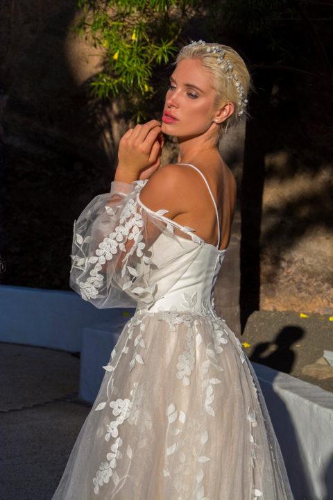 Свадебное платье Luchiana, Коллекция Boho, Anne-Mariée
