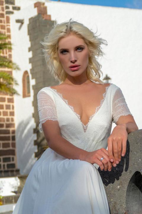 Свадебное платье Мелина, Коллекция Boho, Anne-Mariée