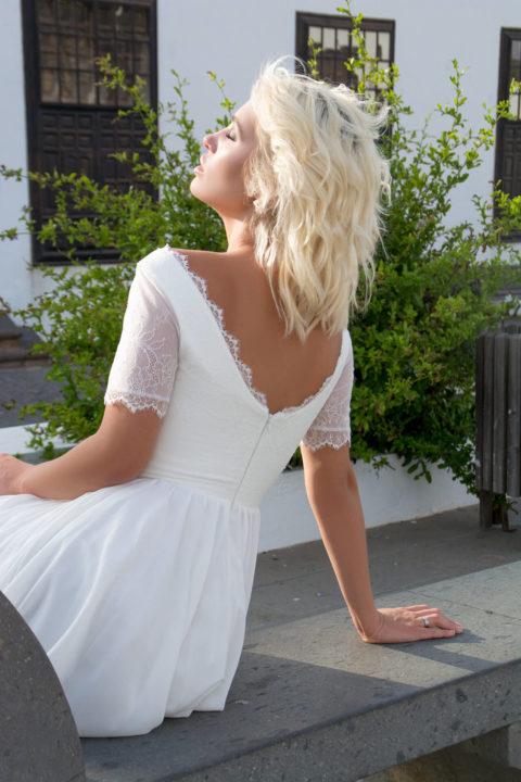 Свадебное платье Melina, Коллекция Boho, Anne-Mariée