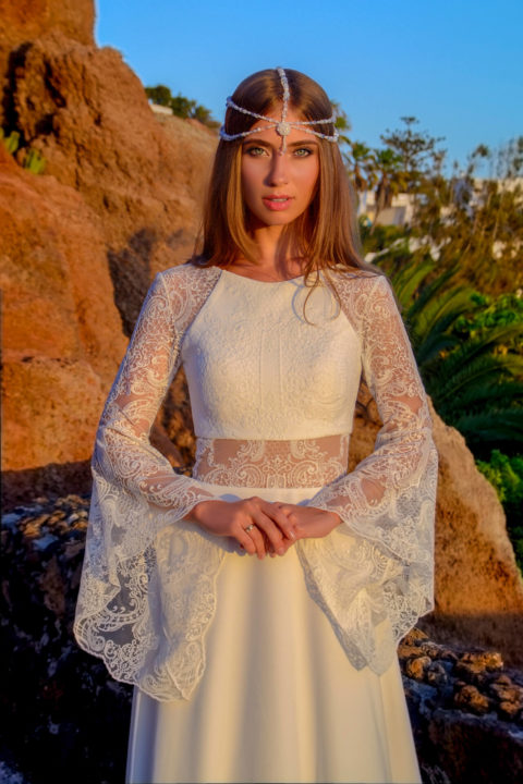Свадебное платье Миледа, Коллекция Boho, Anne-Mariée