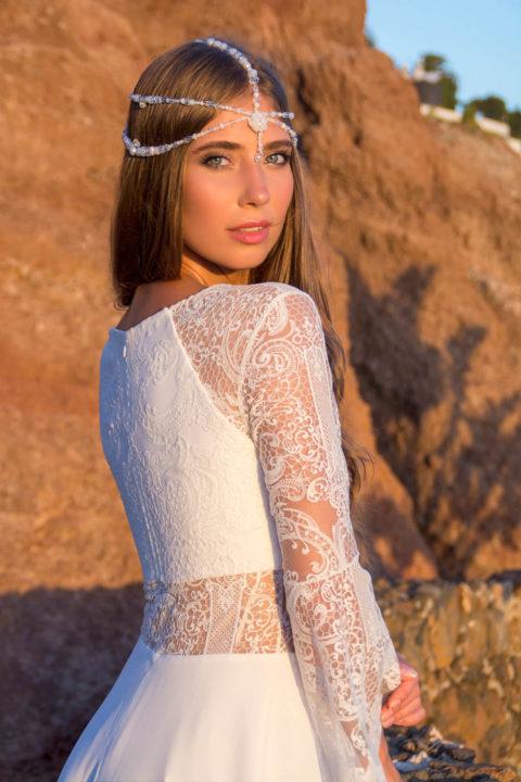 Свадебное платье Mileda, Коллекция Boho, Anne-Mariée