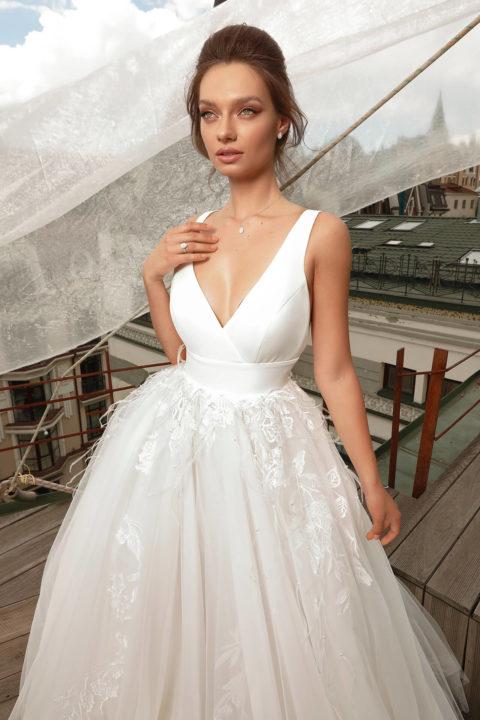 Свадебное платье Mirella, Коллекция Cloudy dreams, Anne-Mariée