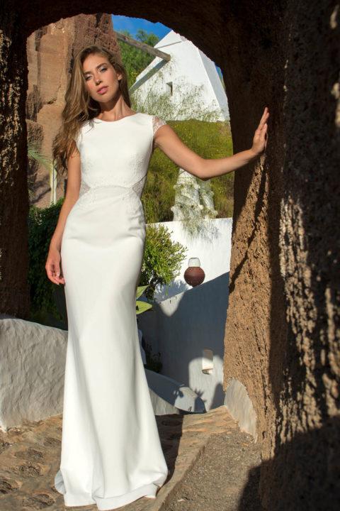 Свадебное платье Нефтис, Коллекция Boho, Anne-Mariée