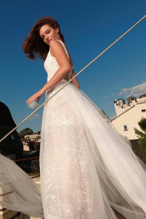 Свадебное платье Noelia, Коллекция Cloudy dreams, Anne-Mariée