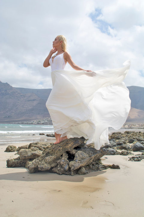 Свадебное платье Онора, Коллекция Boho, Anne-Mariée