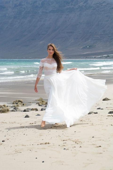 Свадебное платье Персис, Коллекция Boho, Anne-Mariée