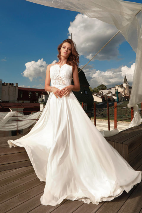 Свадебное платье Rosalba, Коллекция Cloudy dreams, Anne-Mariée