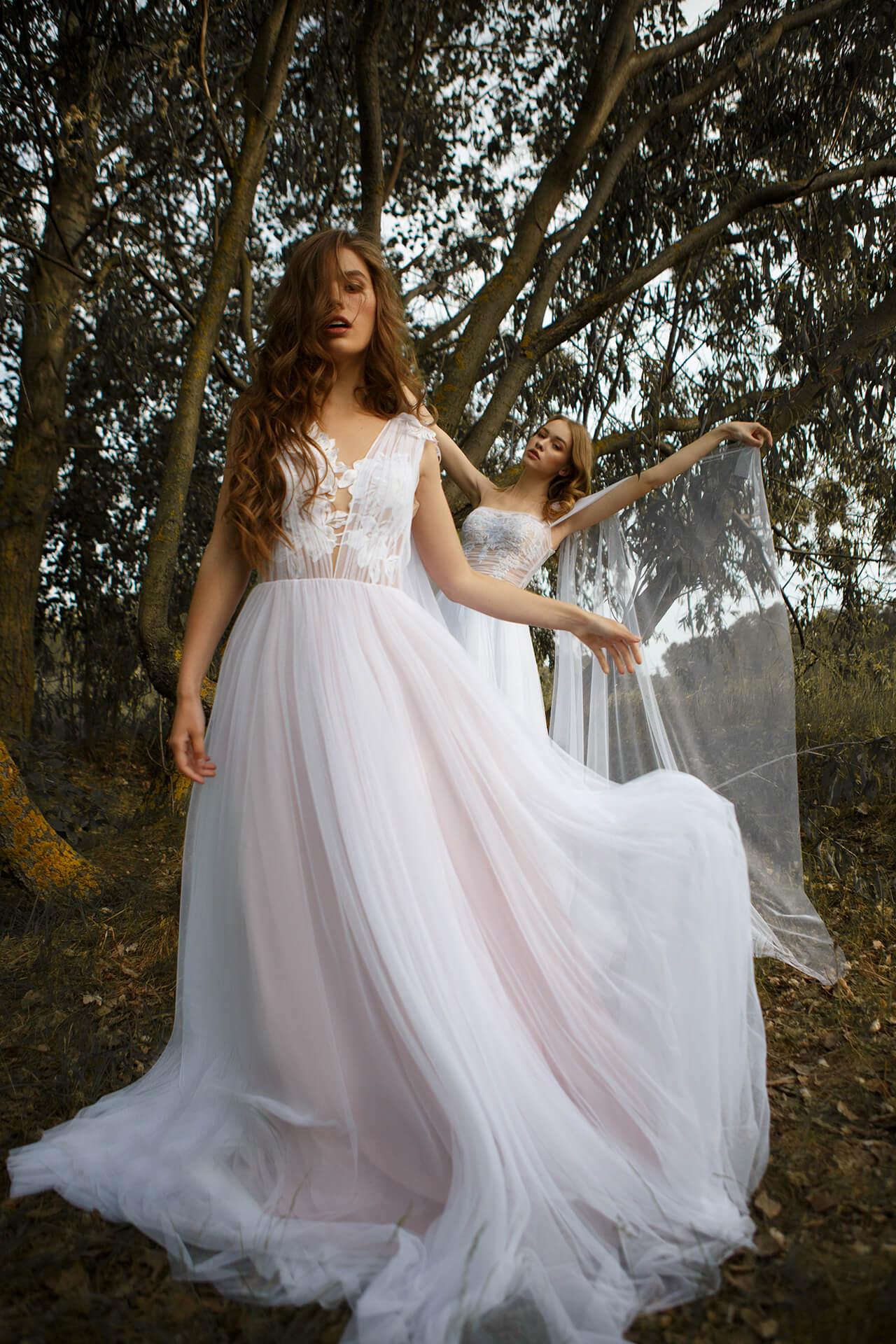 Свадебное платье Sanda, Коллекция Zhiva, Anne-Mariée