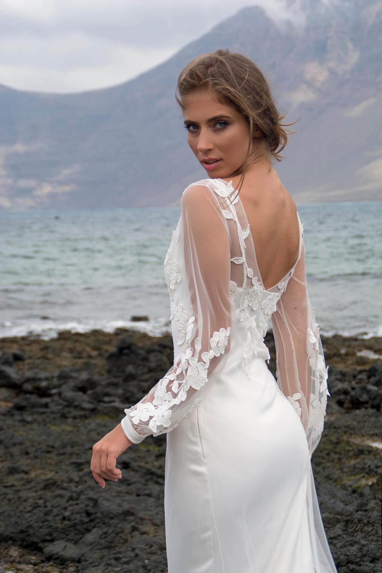 Свадебное платье Trisa, Коллекция Boho, Anne-Mariée