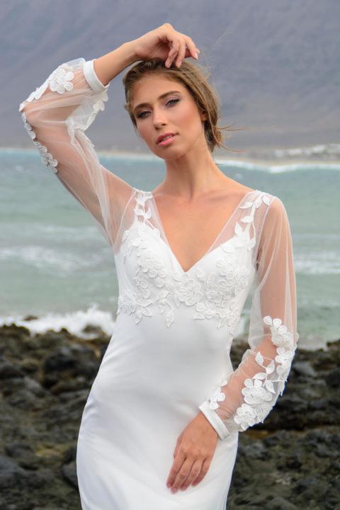 Свадебное платье Триса, Коллекция Boho, Anne-Mariée