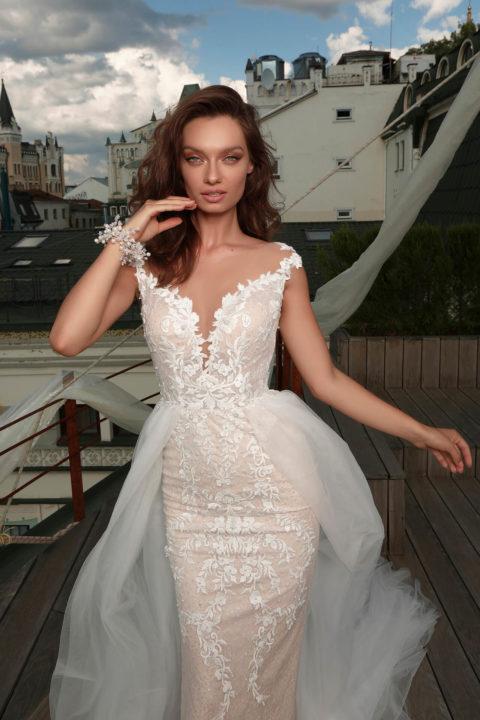 Свадебное платье Ursina, Коллекция Cloudy dreams, Anne-Mariée