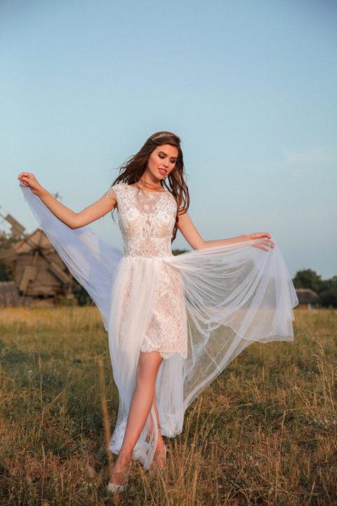 Свадебное платье Varna, Коллекция Zhiva, Anne-Mariée