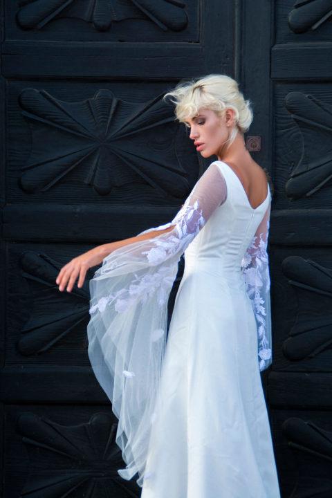 Свадебное платье Витель, Коллекция Boho, Anne-Mariée