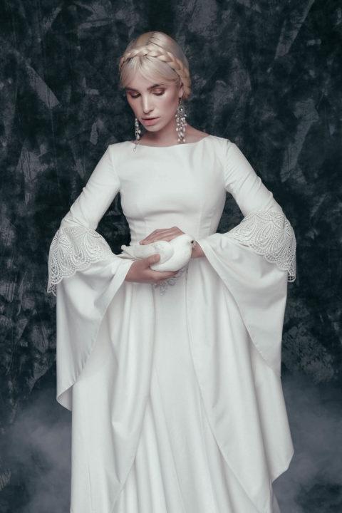 Свадебное платье Yara, Коллекция Anna de France, Anne-Mariée