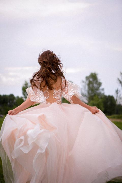 Свадебное платье Zhiva, Коллекция Zhiva, Anne-Mariée