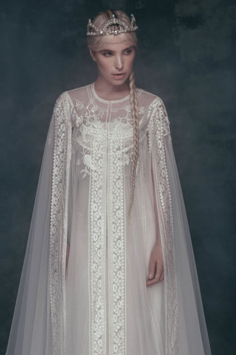 Свадебное платье Zoria, Коллекция Anna de France, Anne-Mariée