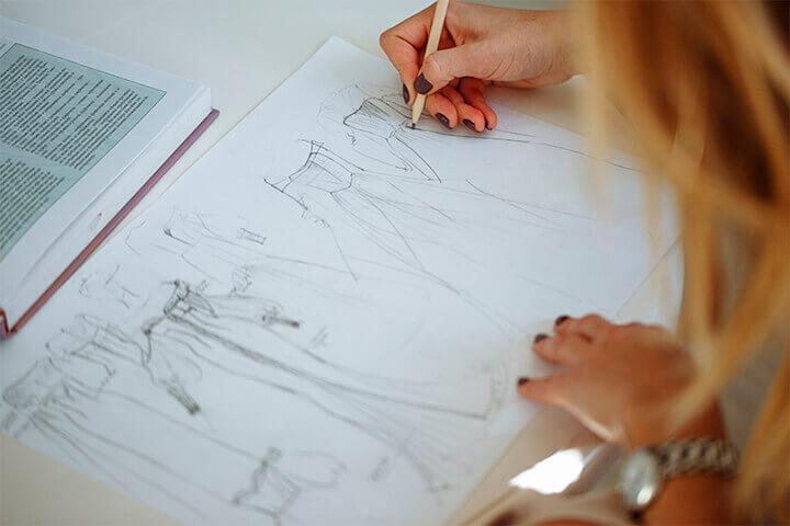 Online Atelier, Anne-Mariée