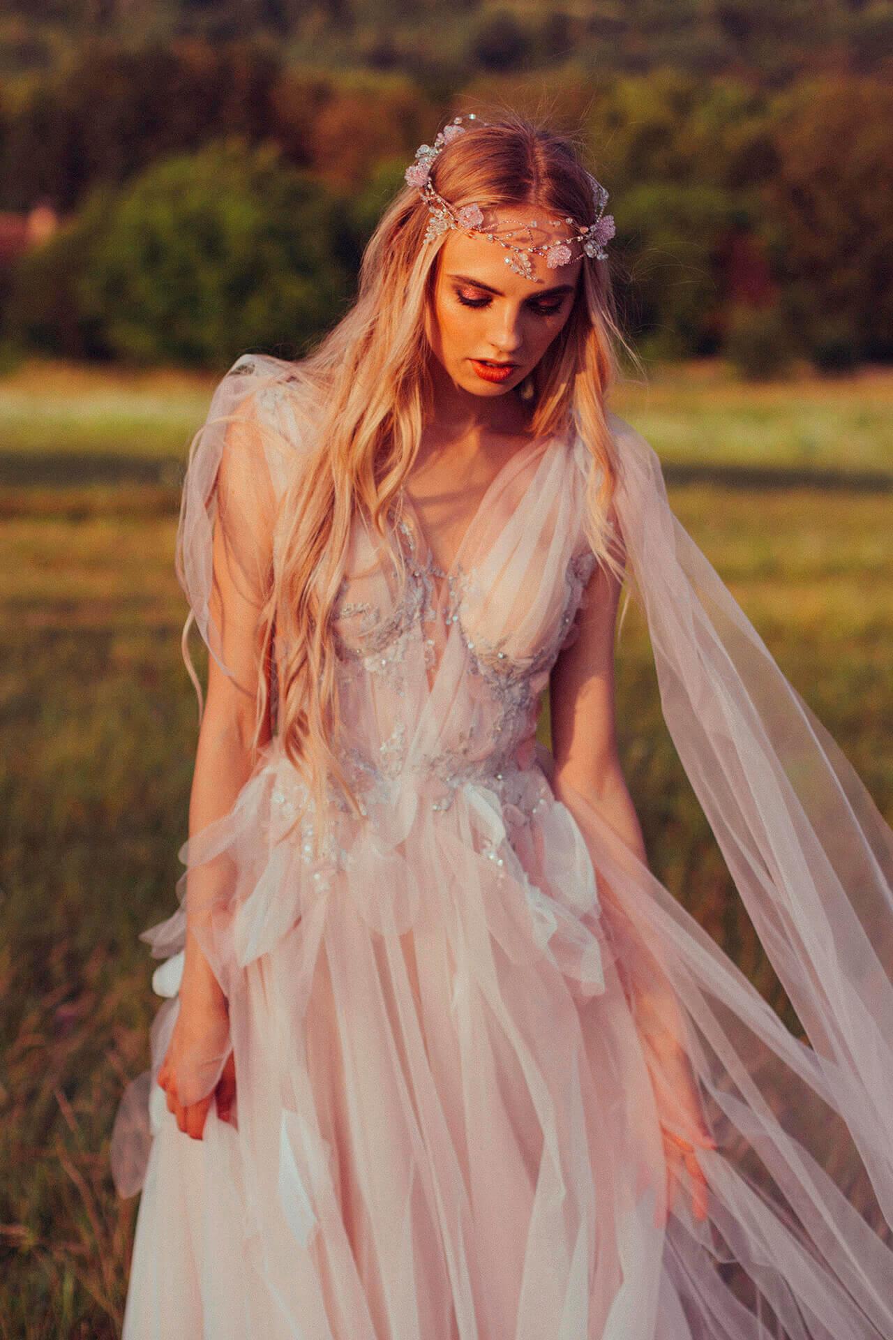 Свадебное платье Yasmina, Коллекция Zhiva, Anne-Mariée