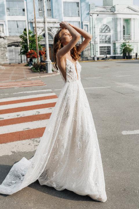 Свадебное платье Avril, Коллекция Laurette, Anne-Mariée