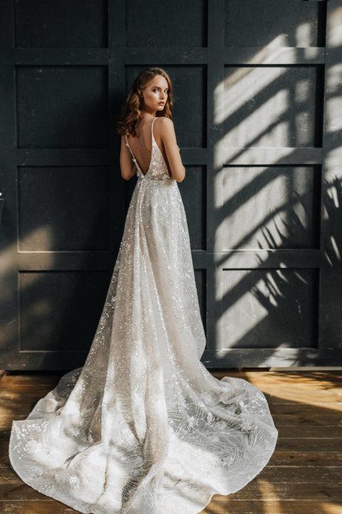 Свадебное платье Аврил, Коллекция Laurette, Anne-Mariée