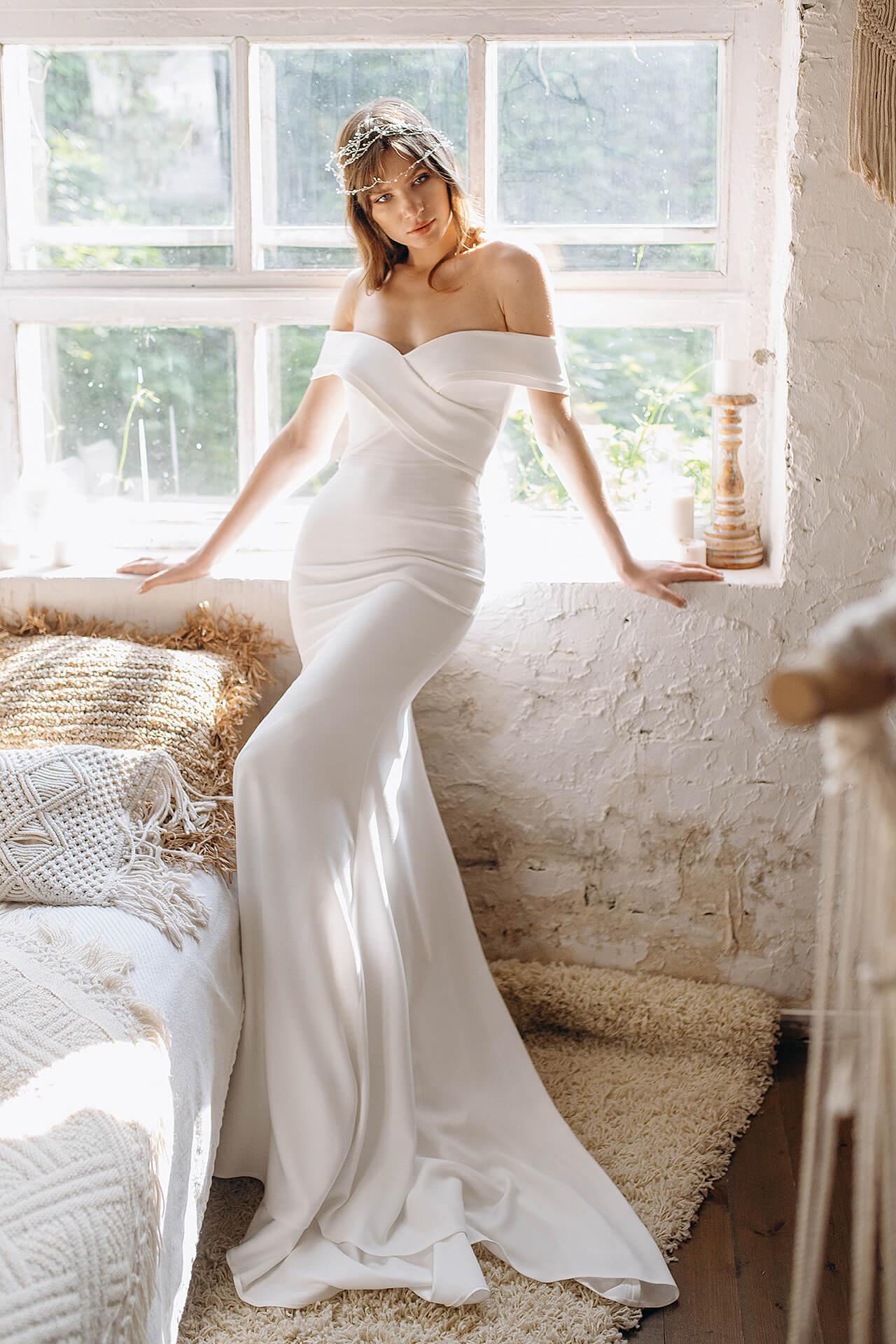 Свадебное платье Ayten, Коллекция Laurette, Anne-Mariée
