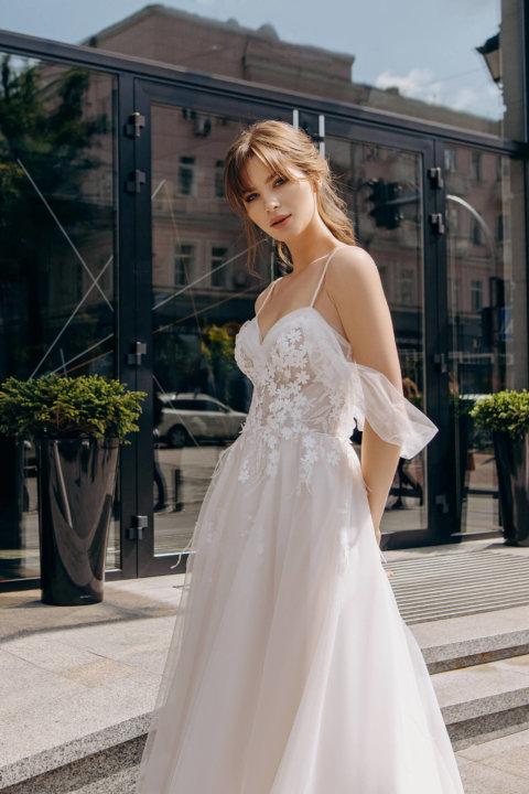 Свадебное платье Шарлина, Коллекция Laurette, Anne-Mariée