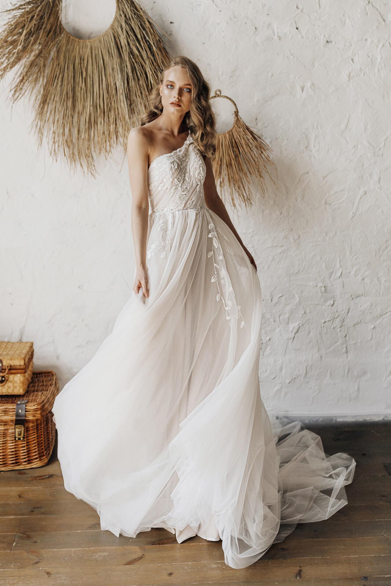 Свадебное платье Флави, Коллекция Laurette, Anne-Mariée