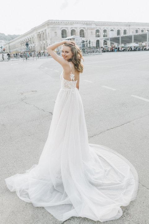 Свадебное платье Flavi, Коллекция Laurette, Anne-Mariée