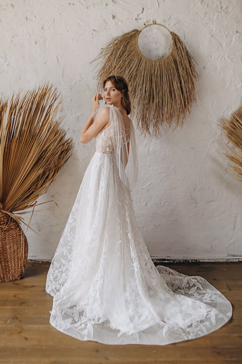 Свадебное платье Флоранс, Коллекция Laurette, Anne-Mariée