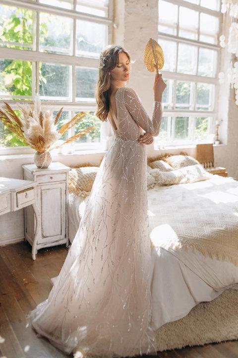 Свадебное платье Jakina, Коллекция Laurette, Anne-Mariée