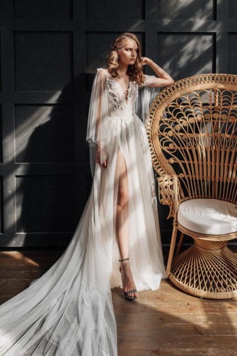 Свадебное платье Lucien, Коллекция Laurette, Anne-Mariée