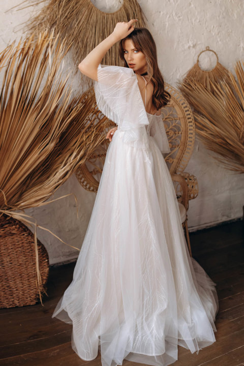 Свадебное платье Марэн, Коллекция Laurette, Anne-Mariée