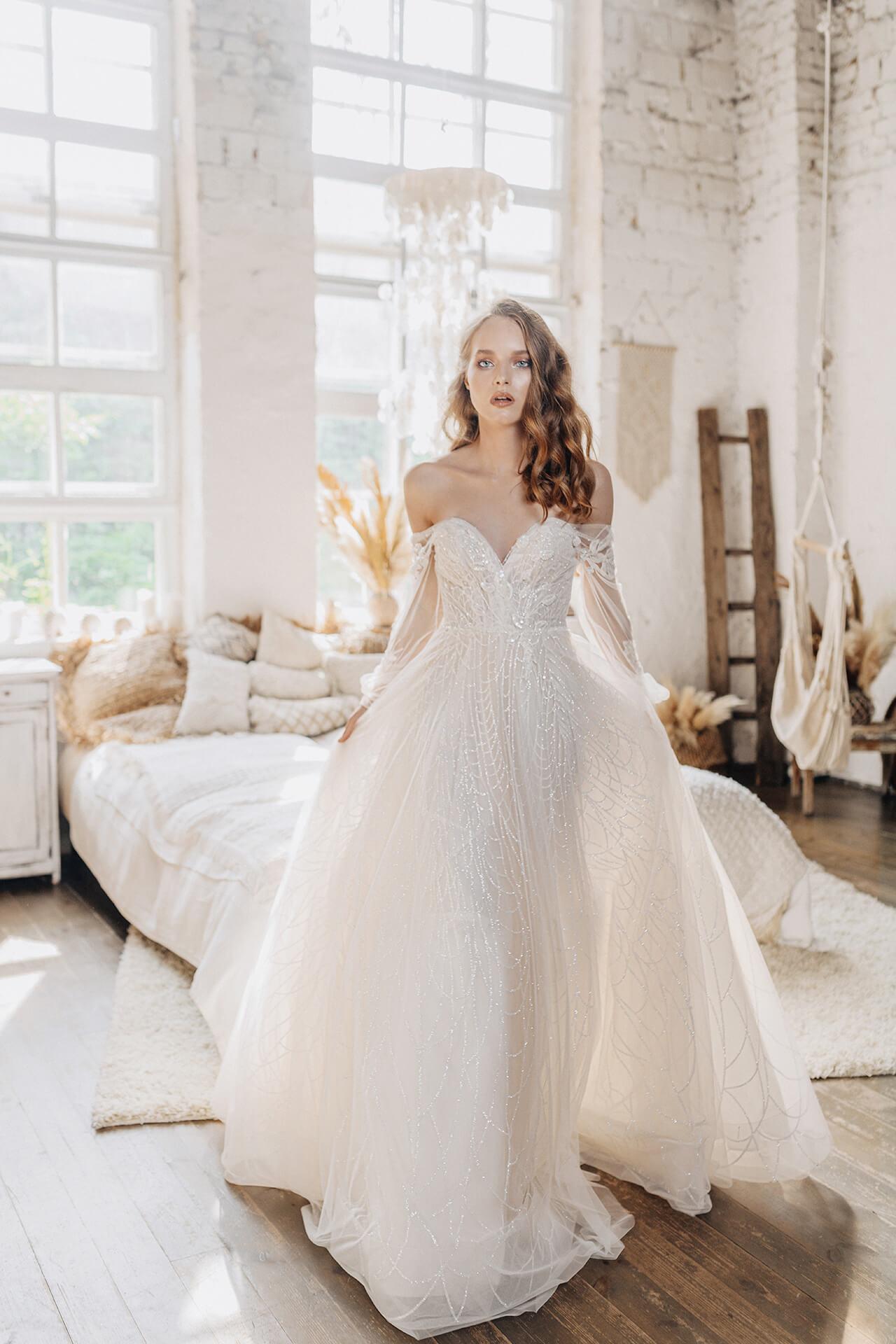 Свадебное платье Мартина, Коллекция Laurette, Anne-Mariée
